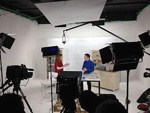 Polecam studio shoot for the Craft Channel