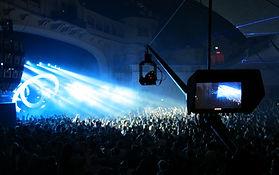 Polecam at Sub Focus concert, Brixton Academy