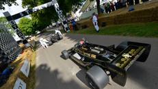 Polecam startline camera at Goodwood Festival of Speed