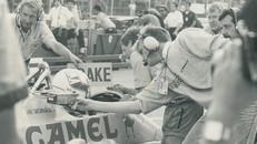 Mark Sallaway Lotus F1 onboard 1987