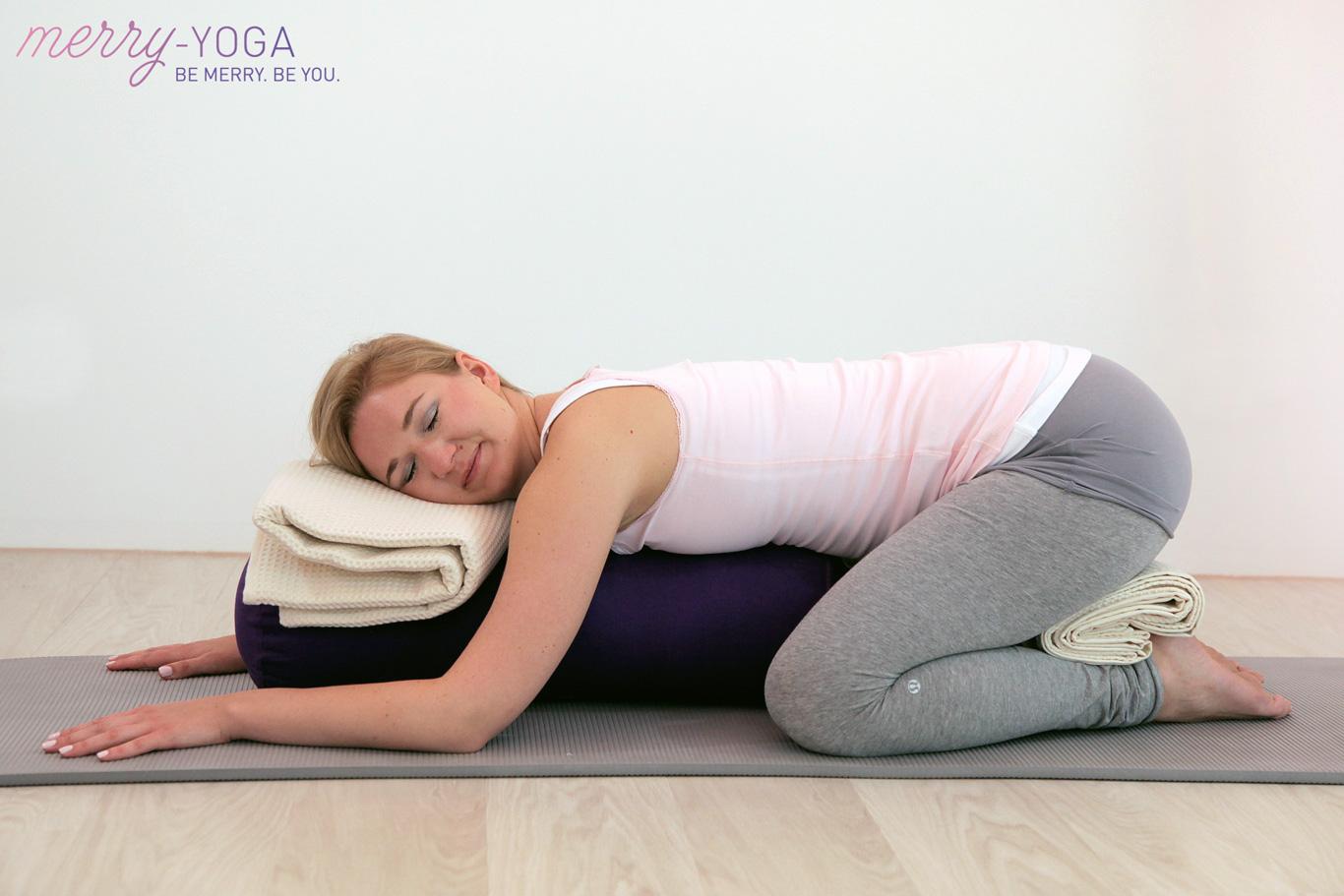 Merry-Yoga | München | Kindshaltung