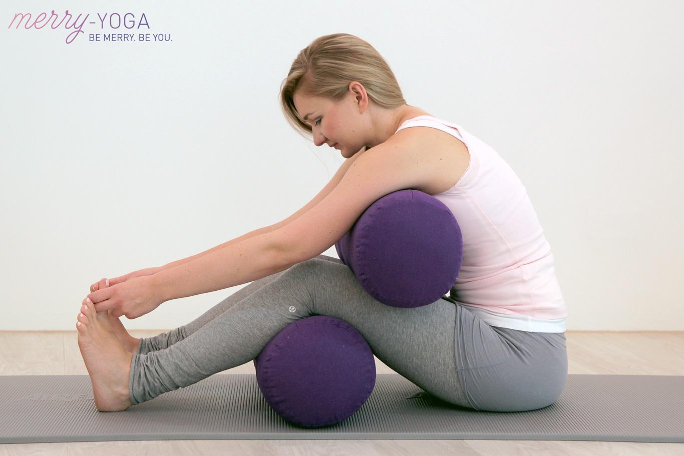 Merry-Yoga | München | Vorwärtsbeuge