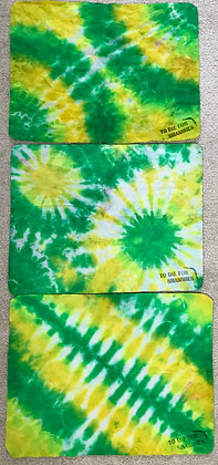 Green/ Yellow Shammies