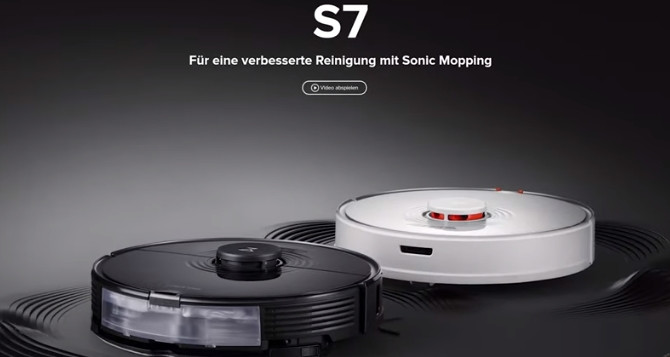 En iyi robot süpürge Roborock S7