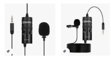 En iyi youtube mikrofonu Boya By-M1 Pro