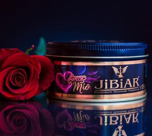 Jibiar Amor Mio Nargile Tütünü