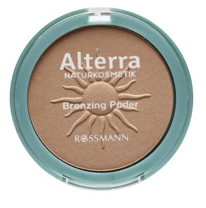 En iyi bronzer Alterra Bronzing Powder