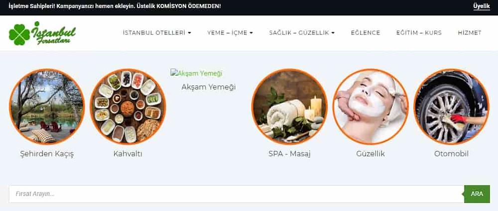 İstanbul Fırsatları