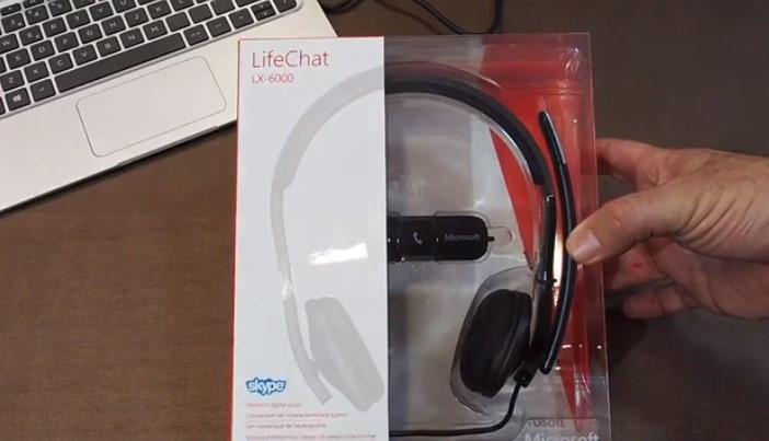 En İyi USB Kulaklık Bilgisayar Kulaklığı Microsoft LifeChat