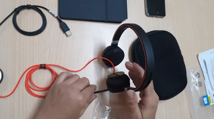 En İyi USB Kulaklık Bilgisayar Kulaklığı Jabra Evolve 40