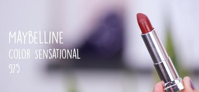 Maybelline Color Sensational- 975 Divine Wine