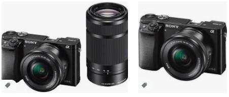 Sony Alpha a6000 Değiştirilebilir Lensli Kamera