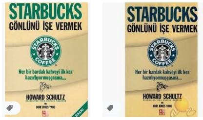 Starbucks Gönlünü İşe Vermek