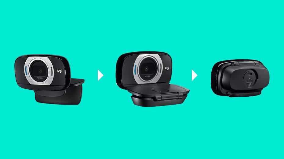 Logitech HD Web Kamerası C615