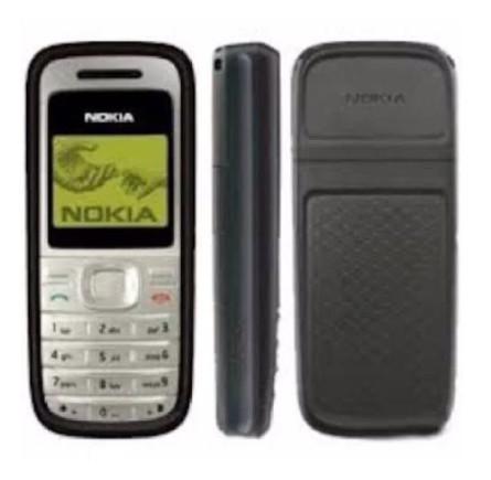 Asker telefonu Nokia 1200 Tuşlu Telefon
