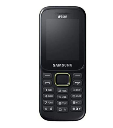 Asker telefonu Samsung B310e Dual Sim