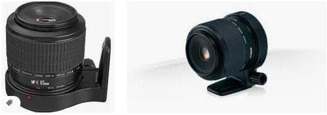 Canon MP-E 65mm f2.8 1-5x Makro Lens