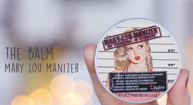 En iyi Aydınlatıcı The Balm Mary-Lou Manizer