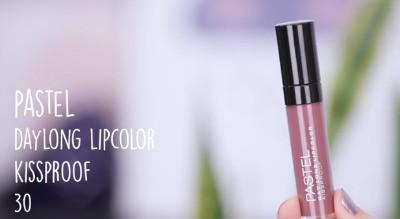 Pastel daylong lipcolor Kissproof 30 En iyi ruj