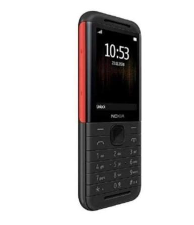 Asker telefon Nokia 5310 Xpress Music Yeni Nesil Tuşlu Telefon