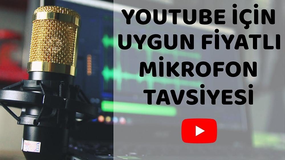 En İyi Youtube Mikrofonu