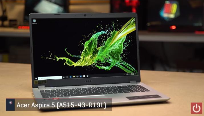Acer Aspire 5 A515-55-378V Daha ucuz ama daha yavaş Acer Aspire 5, ucuz bir Windows dizüstü bilgisayar için mükemmel bir ekrana, rahat bir klavyeye ve güvenilir bir izleme paneline sahiptir. Açık birkaç uygulamayla mücadele edecek, ancak bellek eklemek ucuz ve kolaydır.