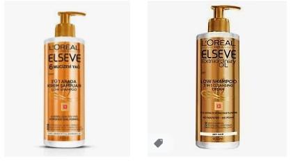 L'oreal Paris Low Shampoo