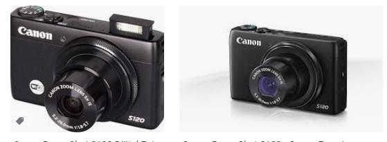 Canon PowerShot S120 Dijital Fotoğraf Makinesi