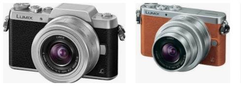 Panasonic DMC-GF7KK Aynasız Dijital Fotoğraf Makinesi (DSLM), 12-32 mm Kit Lensli