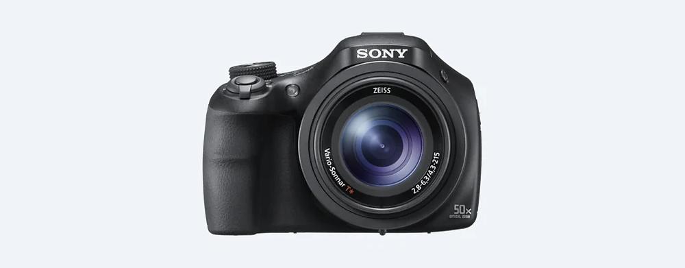 Sony HX400V / B 20,4 MP Dijital Fotoğraf Makinesi