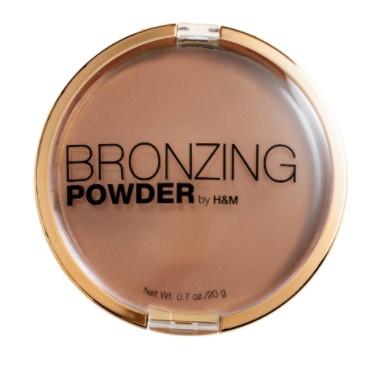 En iyi bronzer H&M Bronzing Powder