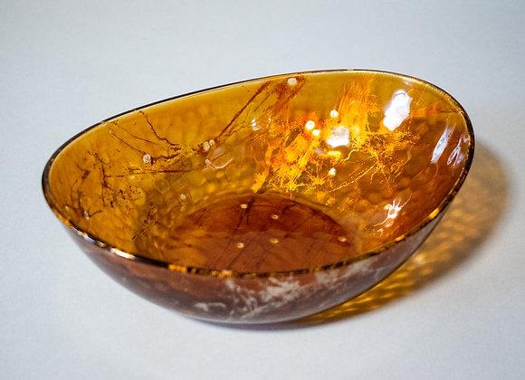 Urushi Glass Plate - GOV 漆ガラス皿GOV