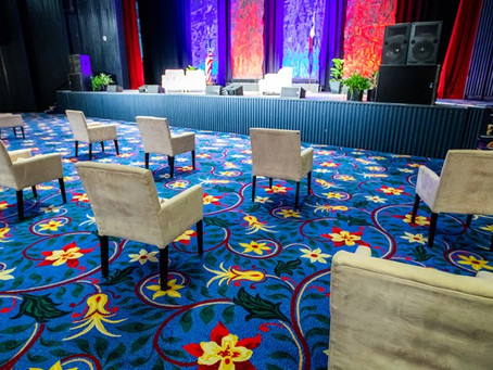 Where In-Person Meetings Are Happening Now