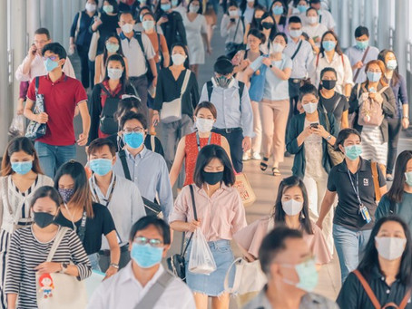The CDC's Latest Pandemic Guidelines for Events