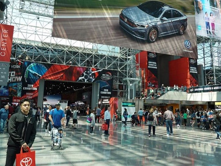 Continuing Industry Uncertainty:  NYC International Car Show Cancels Two Weeks Out