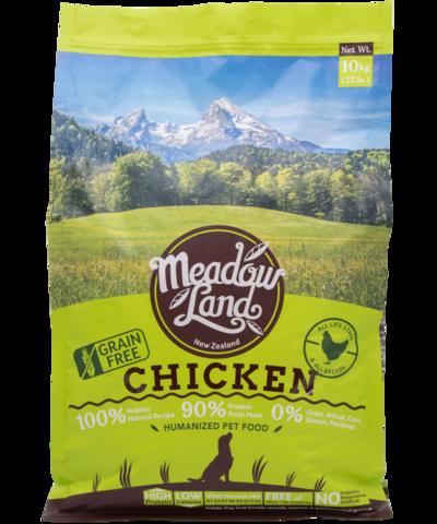 CHICKEN雞肉 美體配方全犬糧 10KG