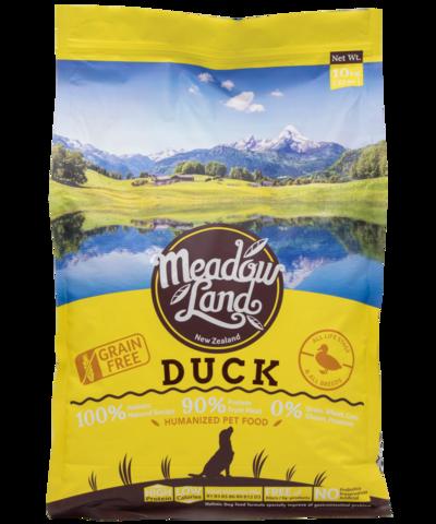 DUCK鴨肉 低敏配方全犬糧 10KG
