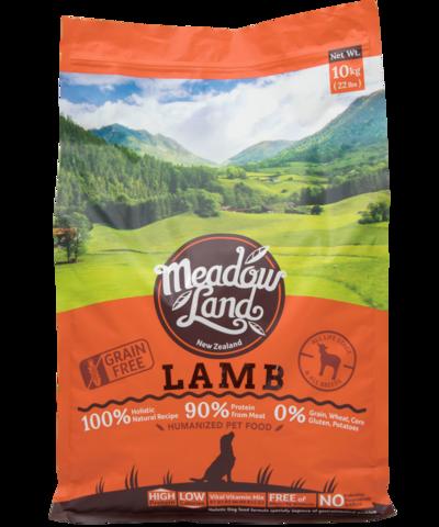 LAMB羊肉 強壯配方全犬糧 10KG