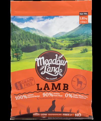 LAMB羊肉 強壯配方全犬糧 1.81KG