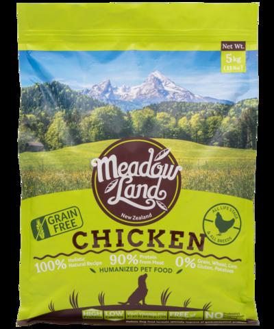 CHICKEN雞肉 美體配方全犬糧 5KG
