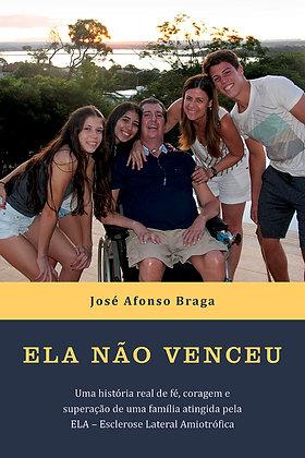 Livro ELA NÃO VENCEU (Versão Impressa)