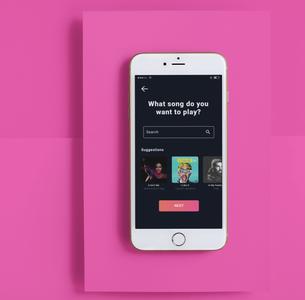 Jukebox App Concept