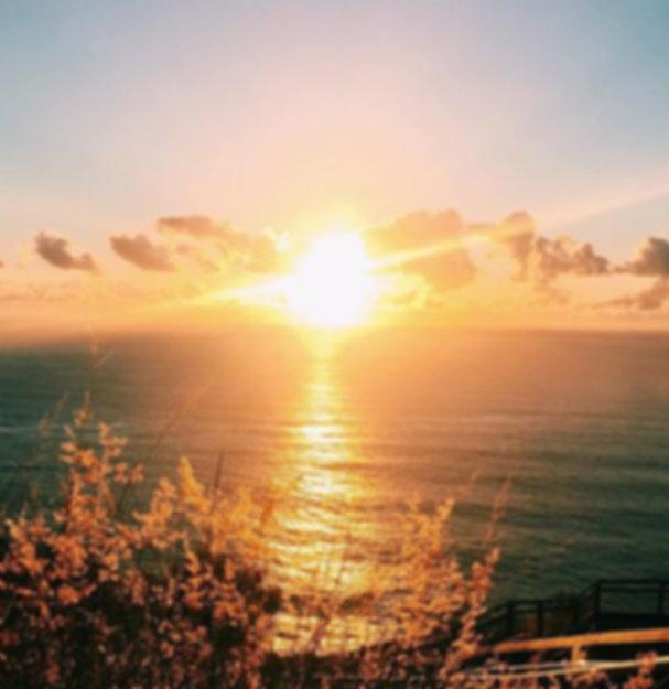 Sunrise o'clock 🌅🙌🏼 #weekendgetaway #