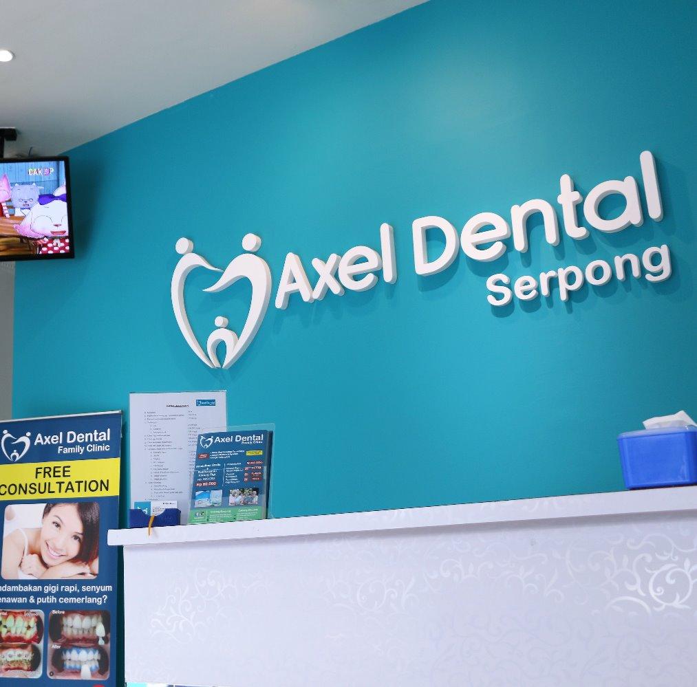 Klinik dokter gigi serpong