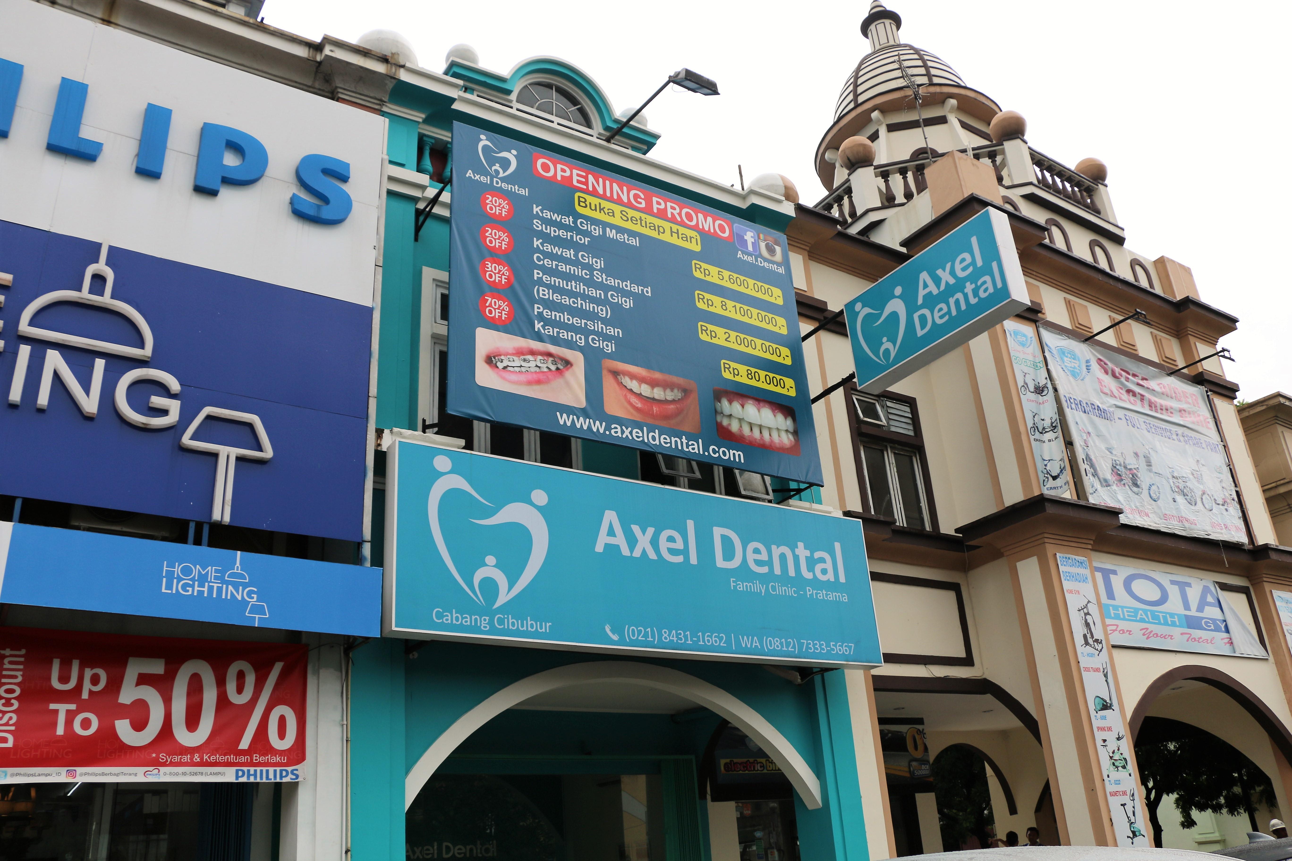 klinik dokter gigi Cibubur