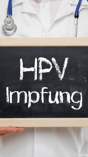 HPV-Impfung schützt vor Mundrachenkrebs