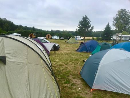 Campingplatz Liepnitzsee: Bitte für das nächste Wochenende online reservieren!