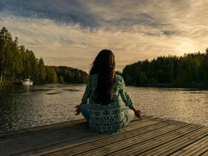Achtsamkeit: Wege aus der Erschütterung