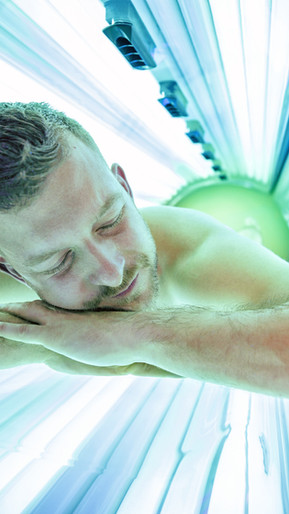 Wellness: Solarien sind Krebsrisiko