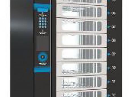 EasySelf : vidéo sur le distributeur de plateaux repas.